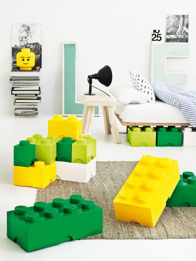 Lego storage boxes 1