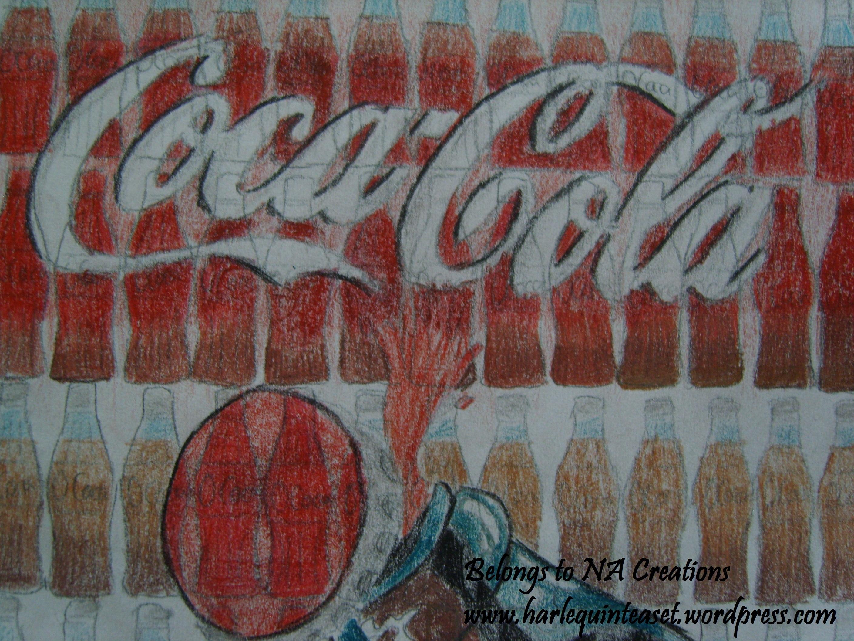 Warhol Green Coca Cola Bottles