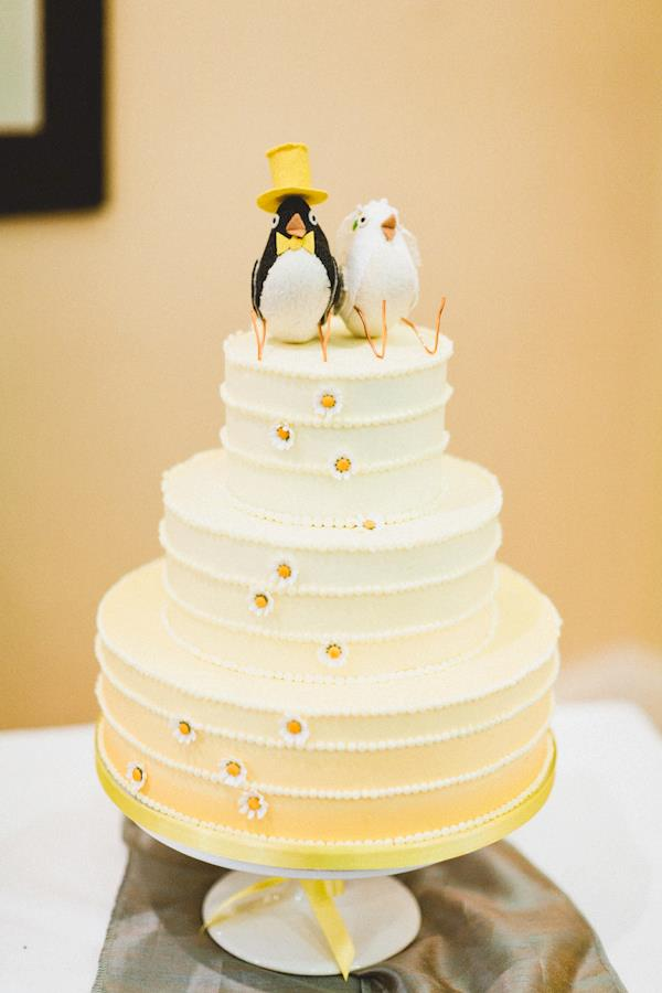 Weekend Pretty…Penguin Cake Toppers! – The Harlequin Tea Set