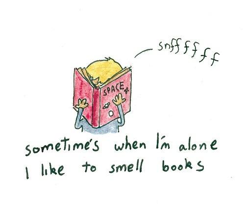smellbooks