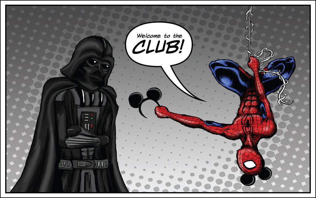 Star Wars The Disney Star Wars Memes Part Ii The Harlequin Tea Set