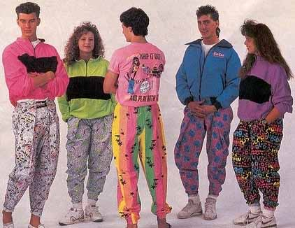 The top ten fashion faux pas we all had from the 90s the for Classic house from the 90s
