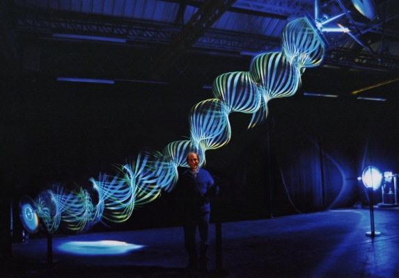 Rope Light Art
