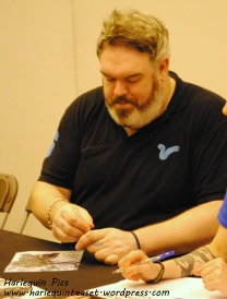 Kristian Nairn - Game Of Thrones