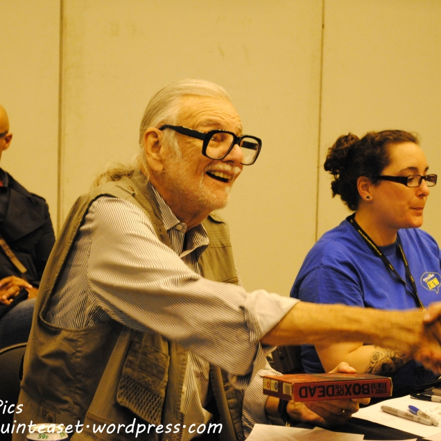 George A Romero, Director - Night of the Living Dead