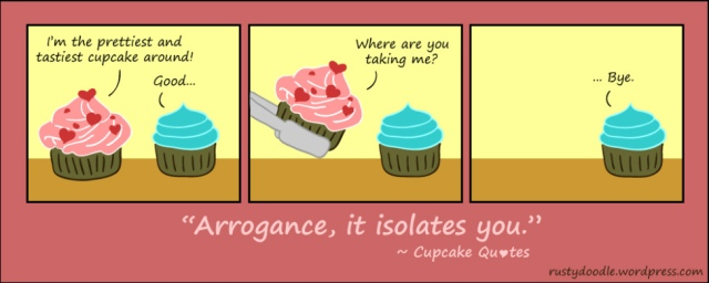 cupcake-quotes-arrogance