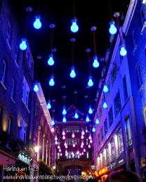 Lightbulbs at Carnaby Street