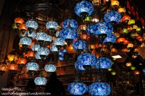 I'll be honest - I liked the Grand Bazaar but didn't love it - purely because it was just too big and busy for me, and I felt a little overwhelmed by it. One of the things my husband and I decided to hunt for was a lamp to take home - we ended up going to a dozen shops to compare colours, sizes and shapes. We didn't end up buying one in the end because we couldn'yt decide which to get (and we wanted two, which wouldn't have fit in our suitcase!) but I always look back in fondness to think of two bargain-hunters wandering around like pros!